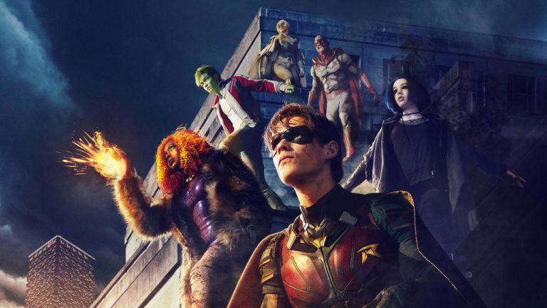Titans: la seconda stagione ha una finestra di lancio