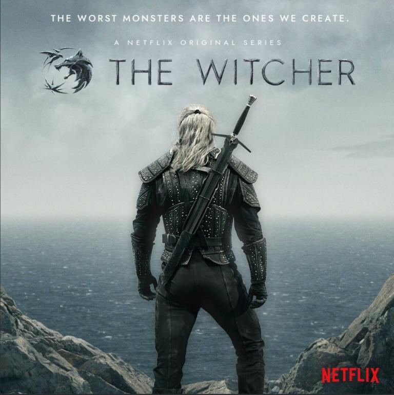 The Witcher: le prime immagini ufficiali e il poster della serie Netflix