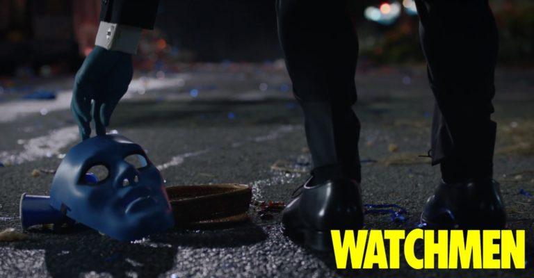 SDCC 2019: il trailer ufficiale di Watchmen!