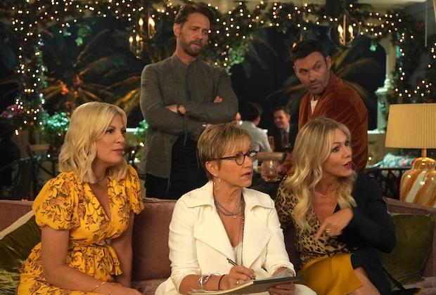 Beverly Hills 90210: gli ascolti del revival crollano ancora