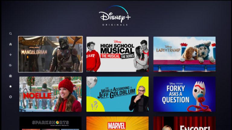 Disney+ ha raggiunto i 15 milioni di utenti, le azioni della compagnia toccano il massimo storico