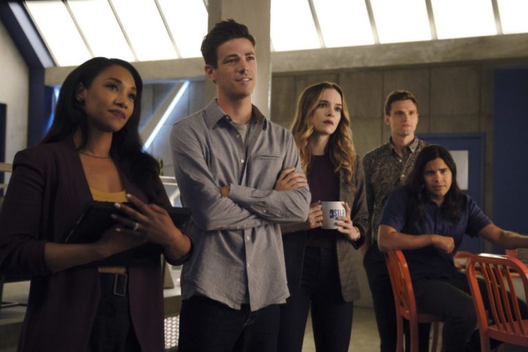 The Flash: le prime immagini della sesta stagione