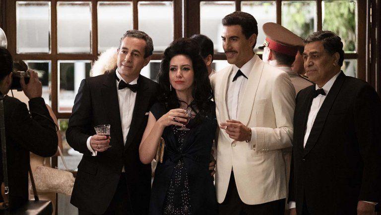 The Spy: il nuovo trailer della serie Netflix con Sacha Baron Cohen