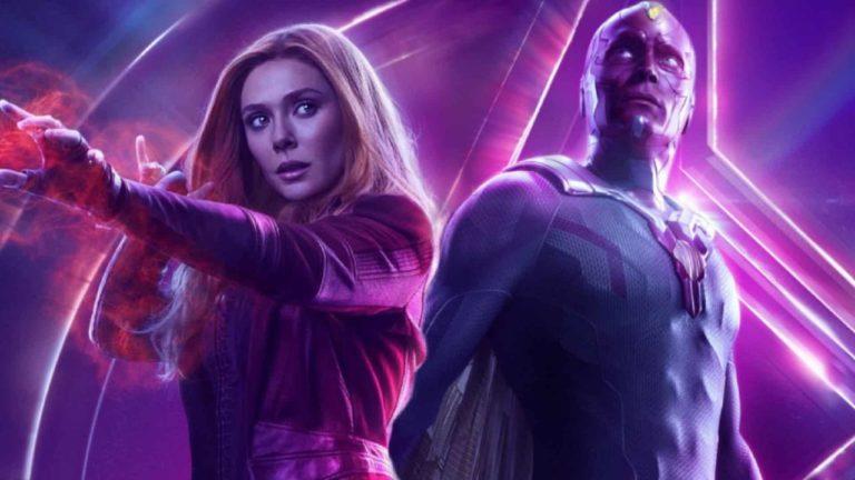WandaVision: la serie è stata ufficialmente anticipata al 2020