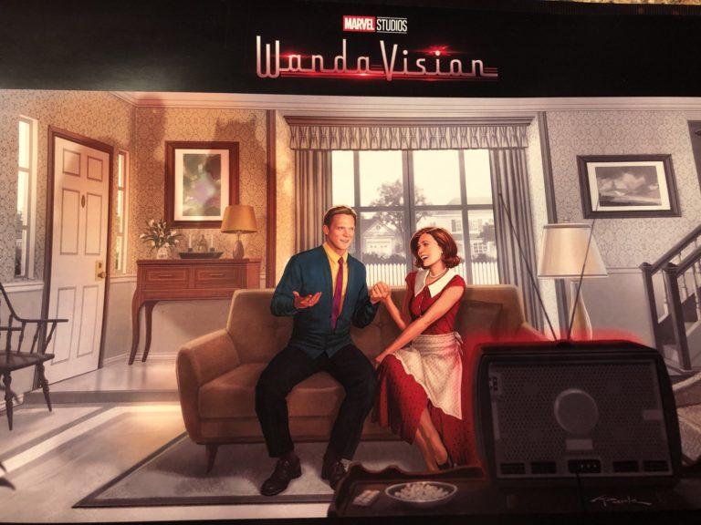 WandaVision: le riprese della serie inizieranno a Novembre