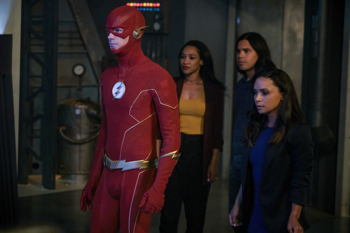 The Flash 6: la stagione in corso si concluderà senza finale