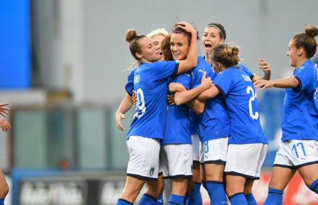 Georgia - Italia qualificazioni europee