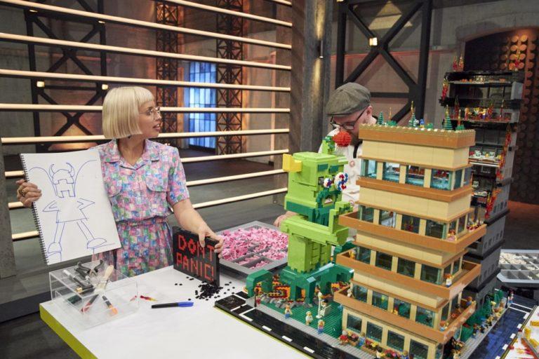 Lego Masters, dal 27 settembre su Blaze: parte anche il concorso ufficiale