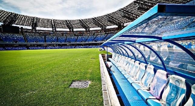 """""""Napoli-Liverpool"""", riparte la Champions League su Canale 5"""