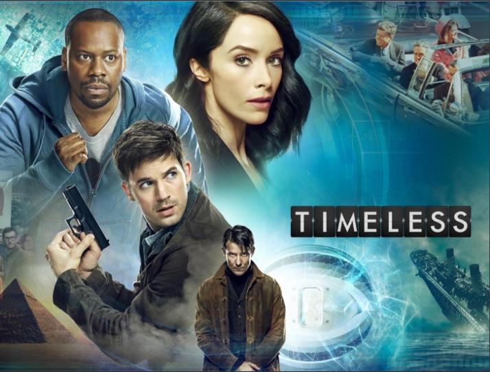 Il corriere, The hateful eight, Timless la serie tv: ecco le novità Timvision di ottobre