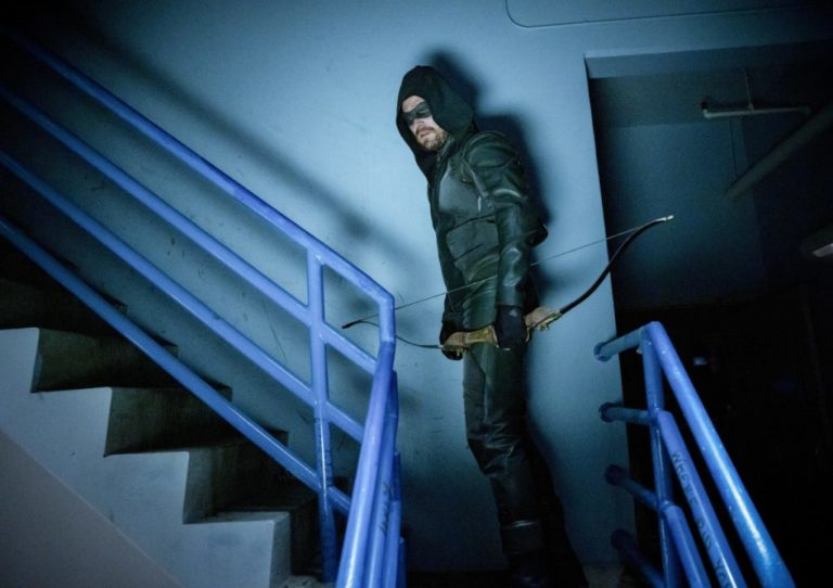 Arrow 8: le foto della premiere svelano diversi ritorni