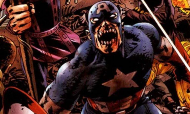What If… ?: nelle prime immagini della serie anche Captain America zombie