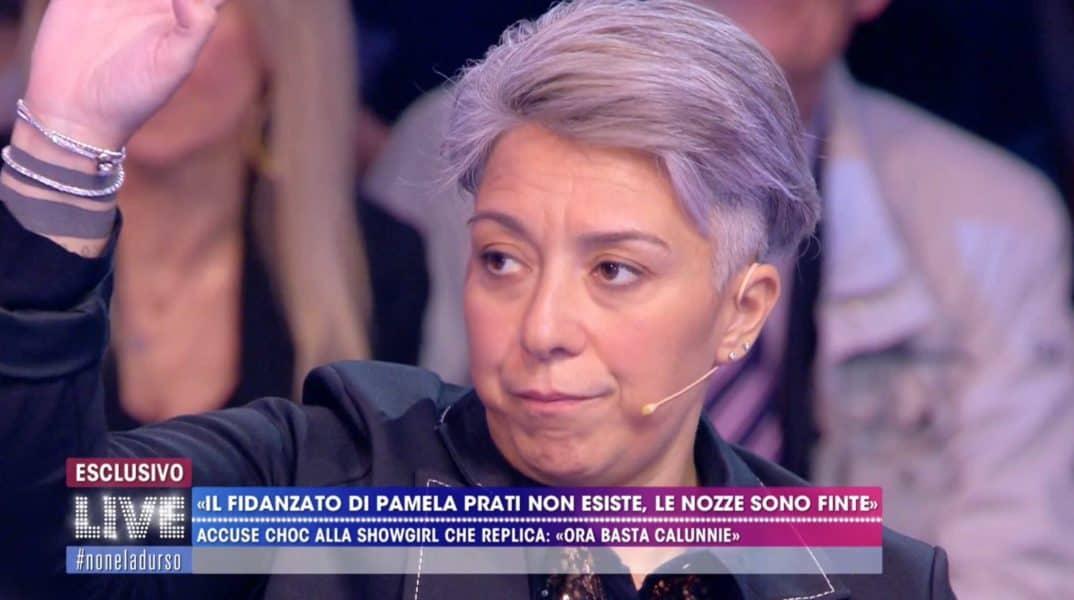 """Live Non è la D'Urso, Pamela Perricciolo:""""Voglio ancora bene a Eliana e Pamela"""""""