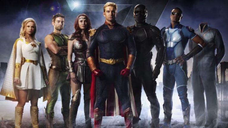 The Boys 2: la prima foto ufficiale di Stormfront, la supereroina neonazista