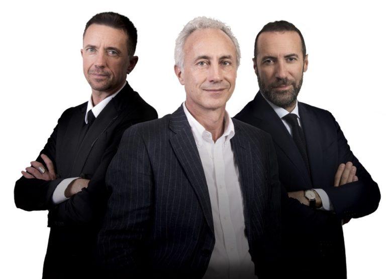Accordi e disaccordi, la nuova stagione del talk con Andrea Scanzi e Luca Sommi: ospiti fisso Travaglio