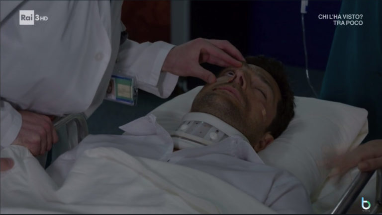 Un posto al sole, Aldo Leone in fin di vita (puntata 16 ottobre)