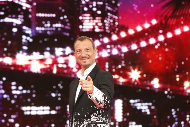 Festival di Sanremo, Amadeus promette un festival tradizionale e sorprendente