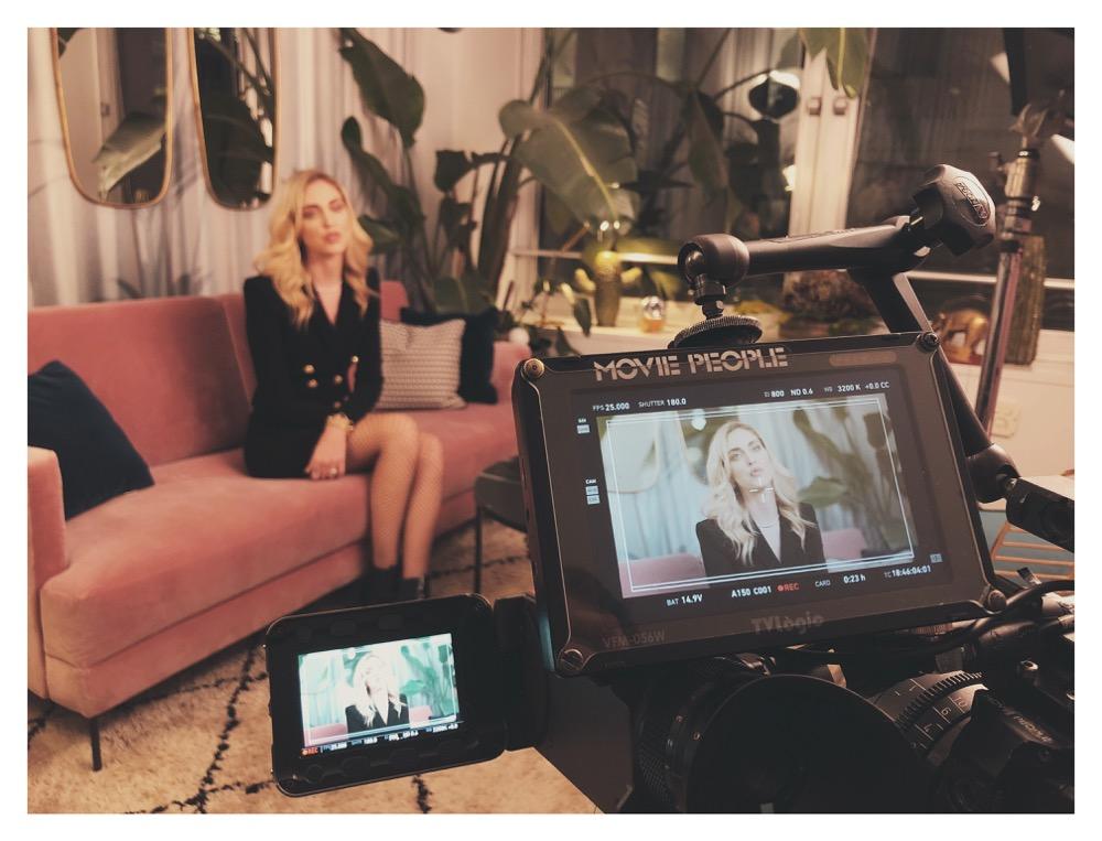 Chiara Ferragni – Unposted, l'esclusivo biopic sulla famosa influencer su Prime Video