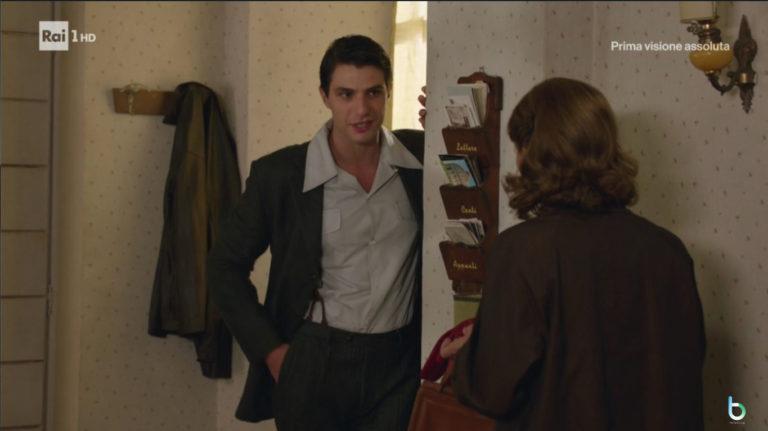 Il Paradiso delle signore, i sospetti di Roberta su Marcello (puntata 25 ottobre)