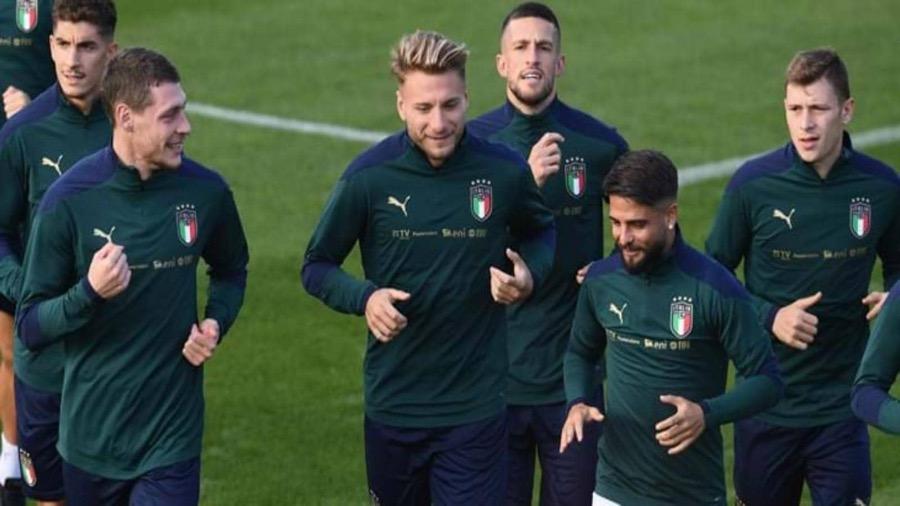 Euro 2020: Italia-Grecia su Rai Uno il 12 ottobre