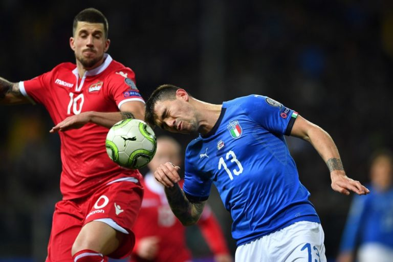 Guida Tv 15 ottobre: Italia-Liechtenstein, Di Martedi
