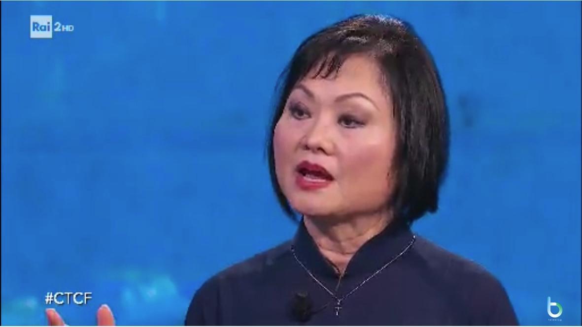"""Kim Phuc a Che tempo che fa: """"ho ancora incubi, sono stata traumatizzata"""""""