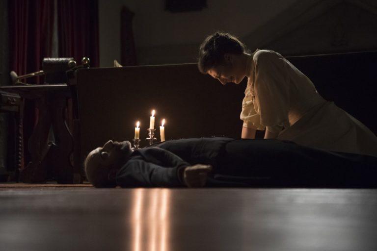 Una Vita, la misteriosa morte di Joaquin (anticipazioni prima serata 15 ottobre)