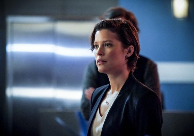Crisi sulle Terre Infinite: Audrey Marie Anderson interpreterà un secondo personaggio