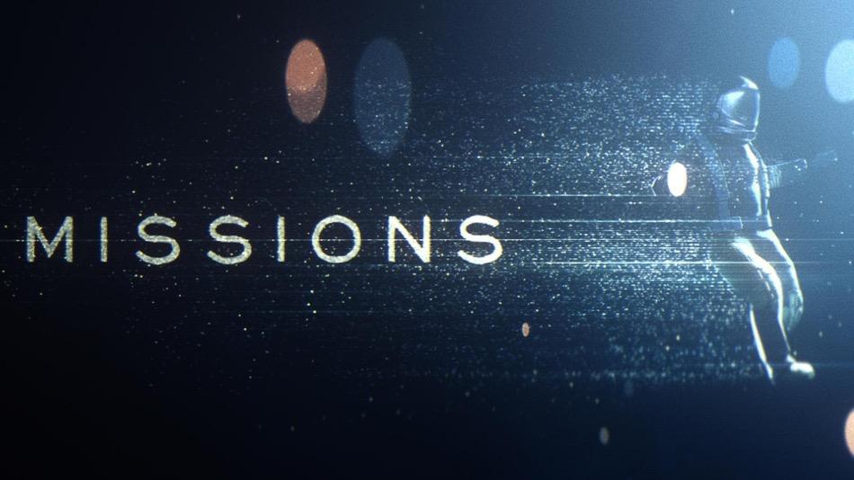 Missions, su Rai 4 in esclusiva la serie sci-fi francese