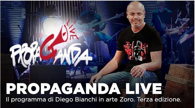Propaganda Live, reportage di Francesca Mannocchi puntata del 4 ottobre