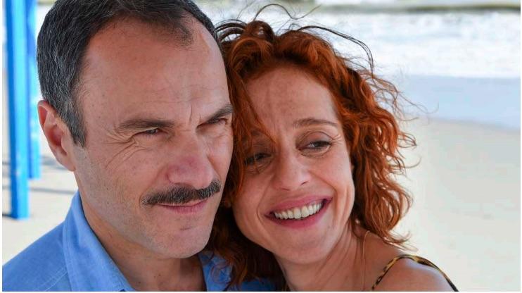 Vanessa Scalera e Massimiliano Gallo