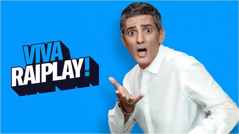 Fiorello inaugura la nuova RaiPlay dal 4 novembre