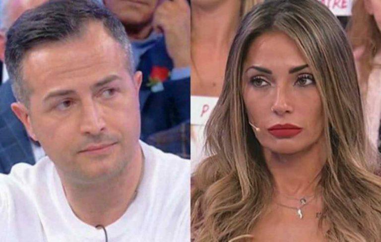 """Uomini e Donne trono over, Riccardo:""""Ida credo d'amarti ancora…"""""""
