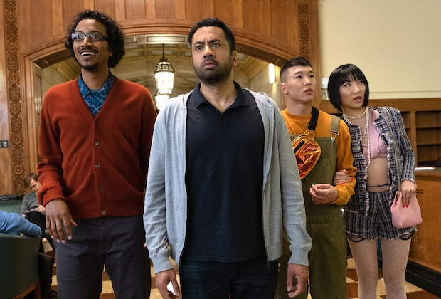 NBC cancella Sunnyside dopo quattro episodi, anticipato l'arrivo di Will & Grace 11