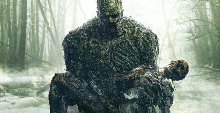 Swamp Thing: ecco cosa sarebbe accaduto nella seconda stagione