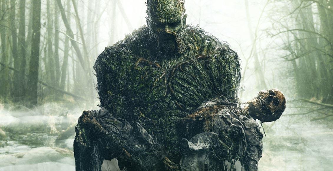 Swamp Thing: la serie in Italia su Amazon Prime Video!