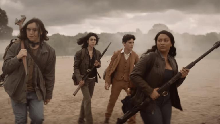 The Walking Dead: World Beyond si concluderà con la seconda stagione