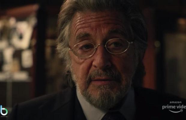 Al Pacino nella serie Amazon Hunters copy