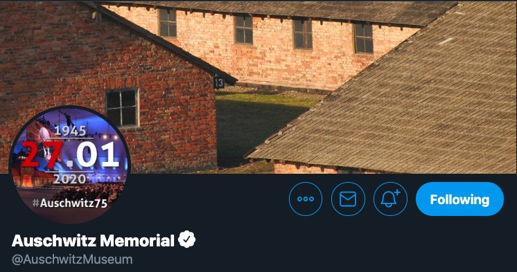 Propaganda Live, per sostenere l'Auschwitz Museum su Twitter
