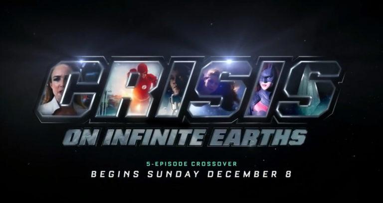 Crisi sulle terre Infinite: il primo teaser trailer del cross-over