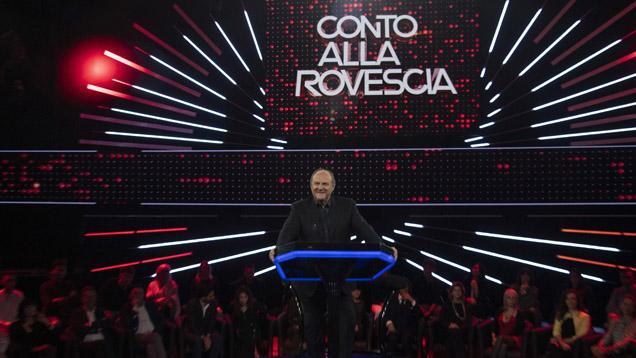 """""""Conto alla rovescia"""", dal 18 novembre parte il nuovo game show con Gerry Scotti"""