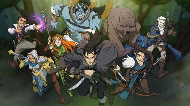 Amazon ordina la serie animata Critical Role: The Legend of Vox Machina