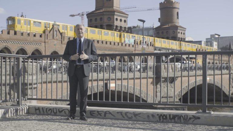 """""""1989 Cronache dal Muro di Berlino"""", su Rai tre l'esclusivo docu-film di Ezio Mauro"""