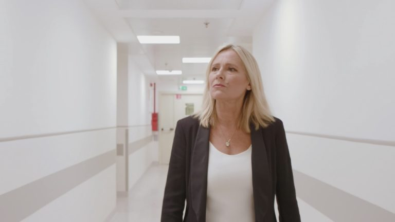 """""""Dottori in corsia – Ospedale pediatrico Bambino Gesù"""": la nuova serie con Federica Sciarelli"""