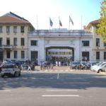 Fiction ospedale Le molinette Torino