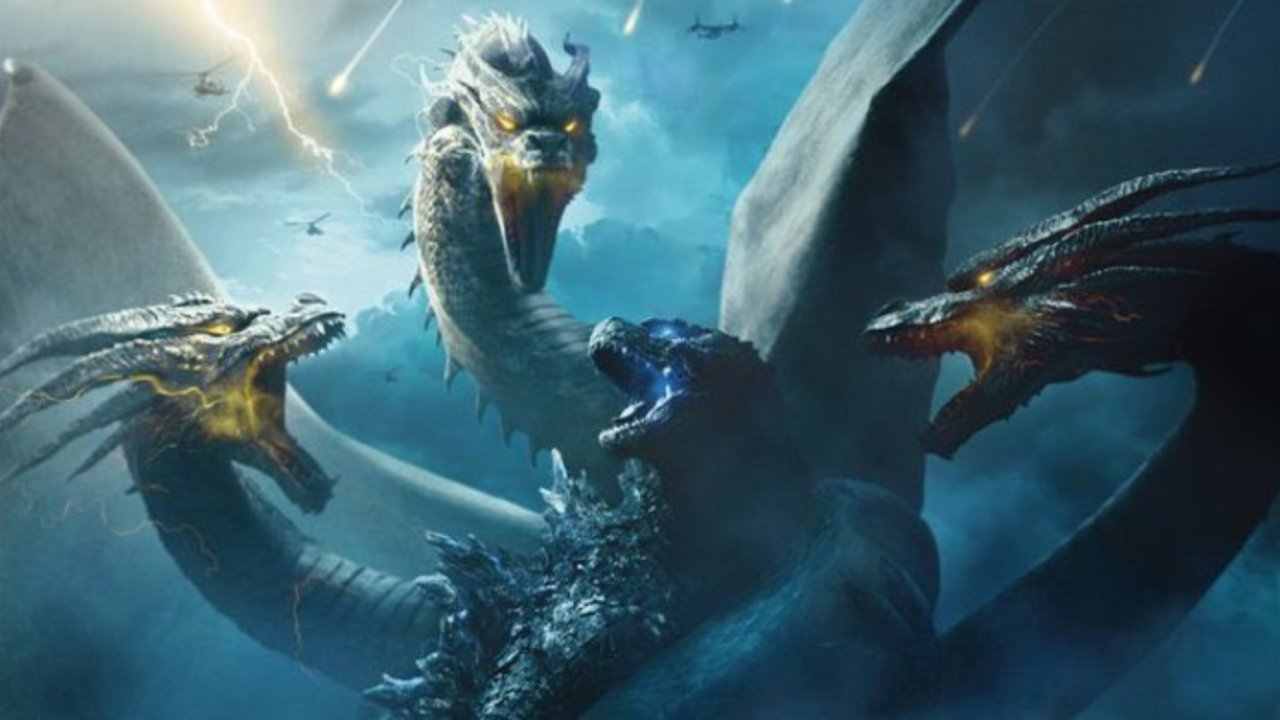 Godzilla II – King of the Monsters su TIMVISION