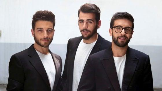 """""""Il Volo – 10 anni insieme"""", su Canale 5 lo speciale del giovane trio dei successi"""