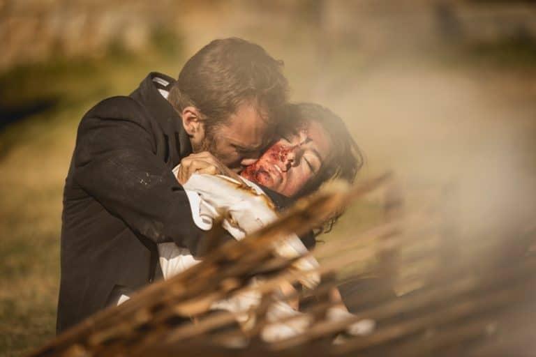 Il Segreto, Maria Elena muore tra le braccia di Fernando (anticipazioni dal 4 al 9 novembre)
