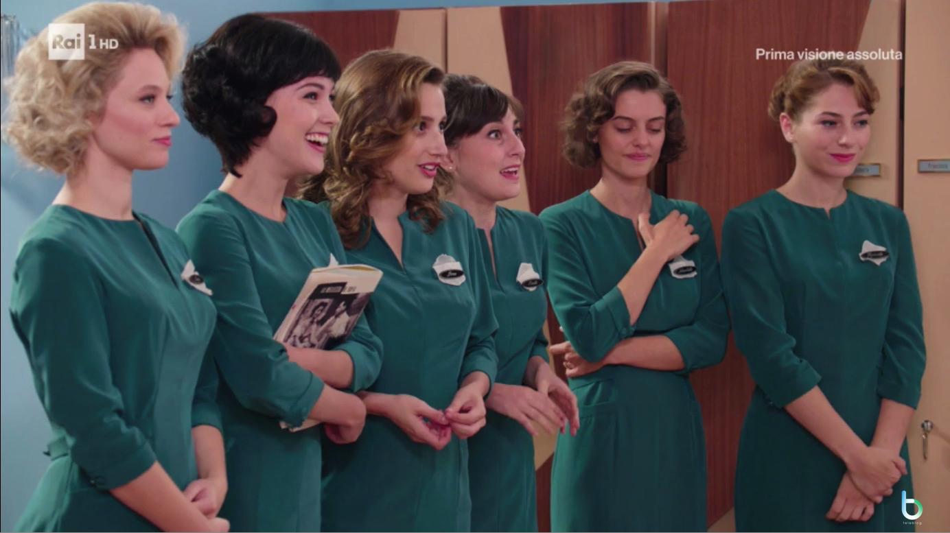 Le Veneri protagoniste dello spot copy