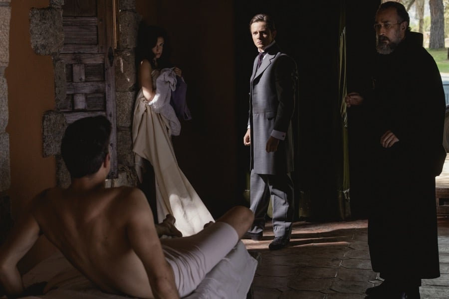 Una Vita, lo scandalo Telmo e Lucia (anticipazioni dal 4 al 9 novembre)